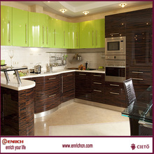 Fashionalble especia estilo bastidores para gabinetes de cocina