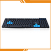 2015 HOT 100% new abs multimedia wireless computer keyboard,factory direct offer