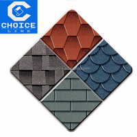 self adhesive roof shingles 1000mm*333mm