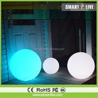 mood Waterproof Floating LED Ball Light