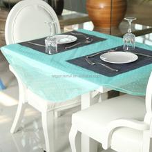 Modern Table Sheer Organza Runner