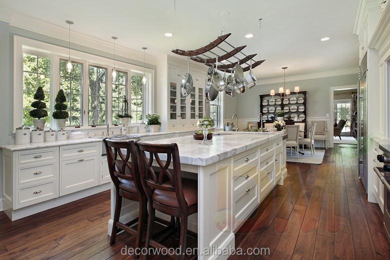 Muebles de madera sólida personalizados para cocina, estilo italiano ...