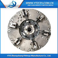 2015 New Model Factory Price Tractor Clutch For Toyota