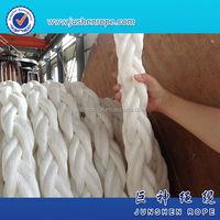 Big size tugboat rope multifilament polypropylene rope