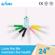 OEM available blood collection needle holder for hospital, vacuum blood collection tube holders