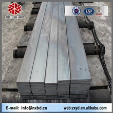 alloy and metal steel flat bar sizes and flat iron price