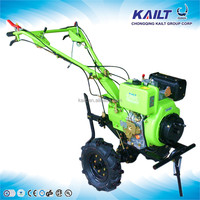 Tiller with 36A battery and Vegetable base mini tractor