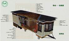Luxury Modern caravan/mobile house/Mobile villa