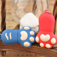 Palm shaped cheap usb flash drives wholesale