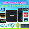 Amlogic S812 2.0GHz H.265 4K BT 4.0 Quad Core Android 4.4 Quad Core TV Box ENY EM8S M8S