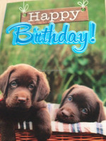 PET,PP custom plastic 3D lenticular happy birthday cards