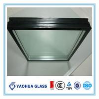 High strength tempered insulated IGU glass