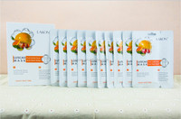 apple mask the Firming and whitening collagen beautify skin Facial Mask made in china