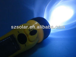 LY-SD5020 solar led torch night light torch