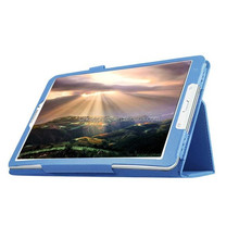 9.6 Inch Leather Tablet Case,Foldable Smart Tablet Protective Case for Samsung Tab E T561