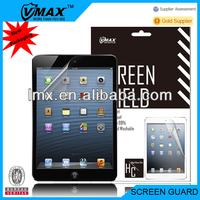 Color screen protector for iPad mini oem/odm (High Clear)