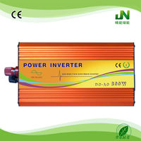 800W 12V/24V/48V solar inverter 12v dc to 200v ac pure sine wave JN-H800 high frequency sine wave inverter