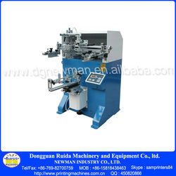 NSP-680 Pneumatic clindrical silk screen printer
