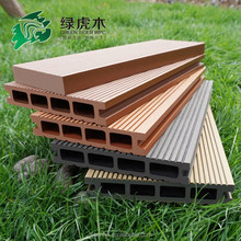 2016 china wood-plastic composite flooring technics and engineered flooring type wpc decking