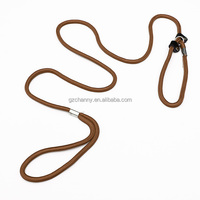 The Best Quality Pet Dog Puppy Training/Walking Rope Leash Lead Strap Adjustable Traction Collar Best Promotion