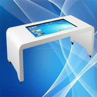 factory Square Shape 46 Inchr Touch Screen Conference Table