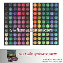 Profissional! 120 - 1 color sombra eye shadow pictures
