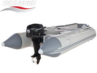 inflatable boat from 3m to 6m with outboard motor engine