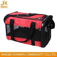 Eco-Friendly Material Pretty foldable cat carrier