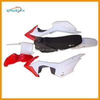 OEM CRF110 Plastics Fender Kit Body Kit Fairings set Dirt Bike Pitbike Twobro Quality Newest