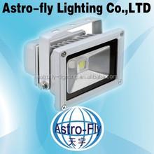 IP 65 10W led flood lighting with color box