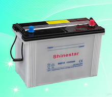 China Auto lead acid battery Automotive Battery 12V95AH