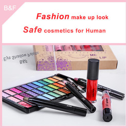 New arrival eyeshadow cosmetic set raw materials for cosmetics