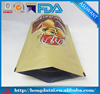Special design stand up foil coffee bag wholesale/good Design plastic bag for coffee