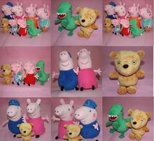 Peppa Pig toys Washable Toddler Toys stuffed & plush animals
