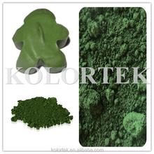 chromium oxide green for cosmetics ci 77288, cosmetic grade chrome oxide green pigment