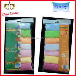 Hot selling lint free microfiber table/furniture cleaning cloth