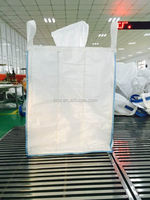 Direct buy China pp woven bags 1000kg jumbo bags 1 tone jumbo poly bag suppliers in China