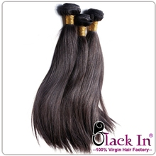 Wholesale Virgin Human Hair Extension, Human hair weave, Unprocessed Indian hair