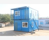 High quality container house healthy natural