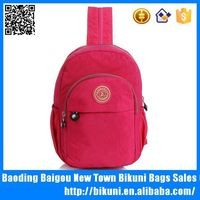 Small backpack with long shoulder strap designer inspired bags china