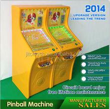 CHINA SHANGHAI gambling machines and games JT-05 arcade pinball machines