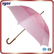 promotion 8 ribs colorful stripe sun and rain umbrella