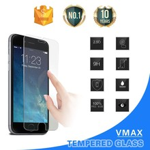Ultra Clear 0.26mm thickness 9H Premium tempered glass screen protector for iphone 6 / tempered glass for mobile phone