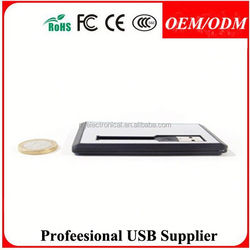 Free Sample , low costs electronic products made in China wood business card usb flash drive