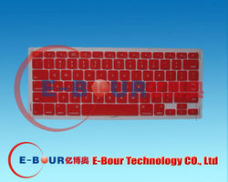 Custom Laptop Silicone Keyboard Cover Stickers for Apple Notebook Keyboard Skin
