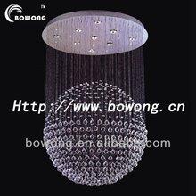 Unique Design Crystal Hanging Light/Chandelier/Pendant Lamp