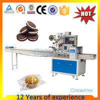 automated packaging systems for cake