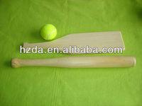 High quality kids tennis ball cricket bat