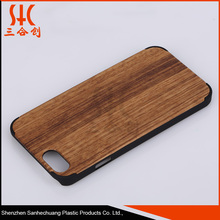 Original factory price SZSHC10 cheap PC wood phone cases for iphone