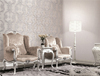 italian classic wallpaper fancy wallpaper deep embossed pvc wallpaper